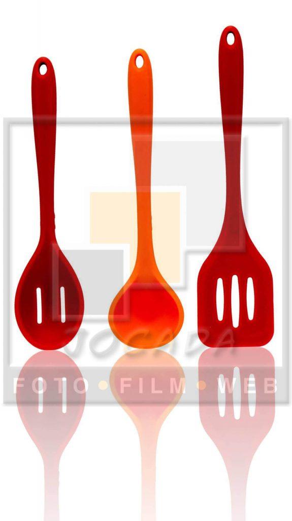 Produkt - Bild KochWunder Silikon Kochset