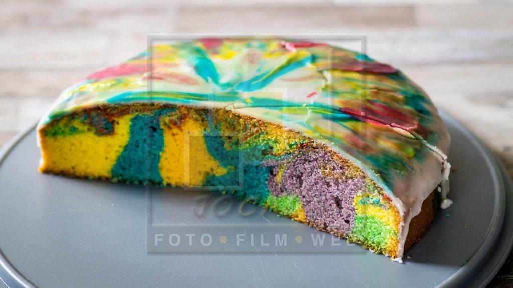Produkt - Bild Einhorn-Kuchen
