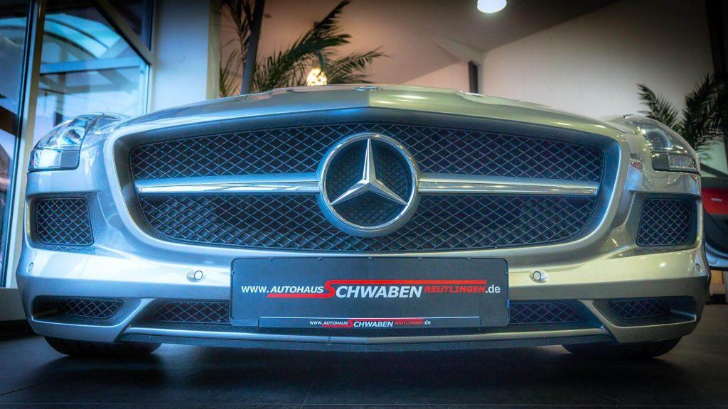 Mercedes Benz SLS AMG 6.3